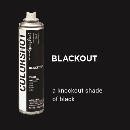 Picture of Blackout color