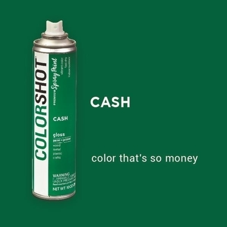 COLORSHOT Cash Color Chip