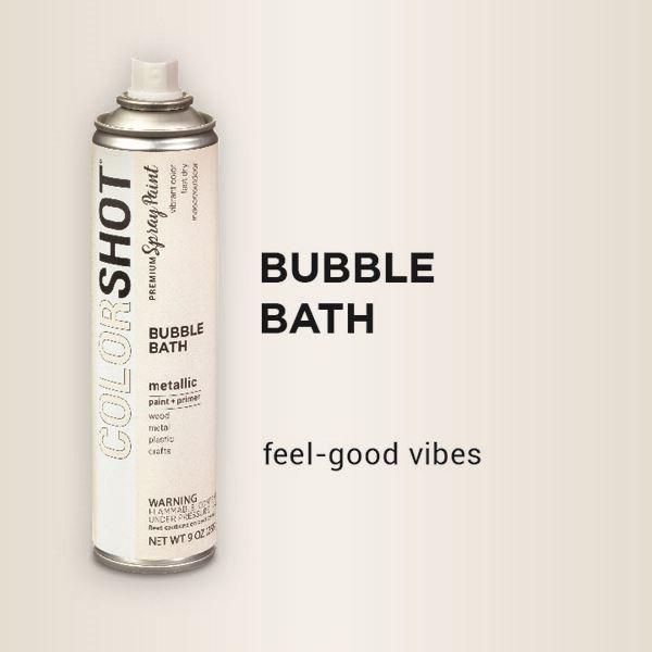 Bubble Bath | COLORSHOT Premium Spray Paint