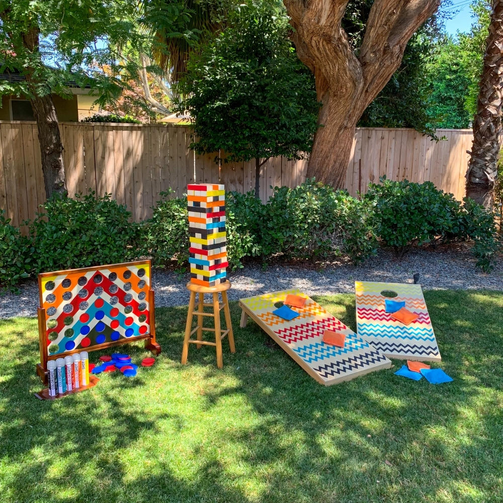 COLORSHOT DIY Outdoor Party Games