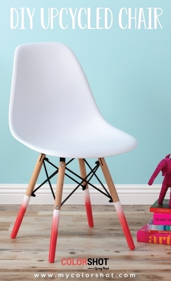 COLORSHOT Chair Makeover