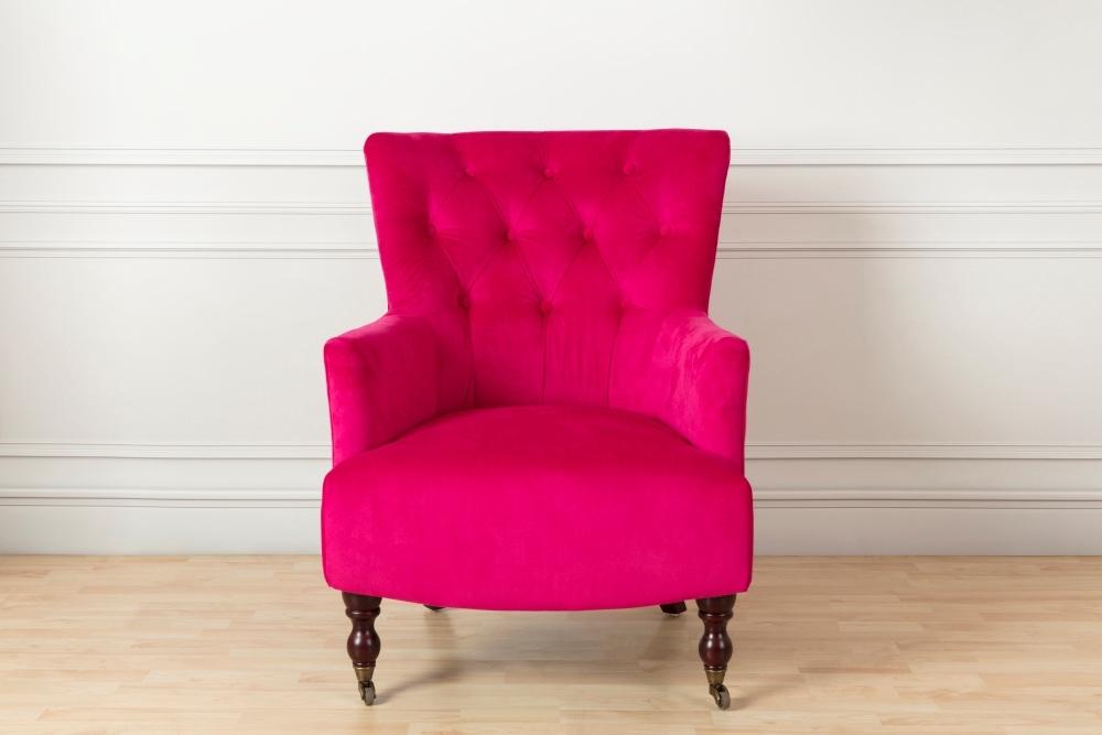 COLORSHOT Repainted Chair Legs BEFORE