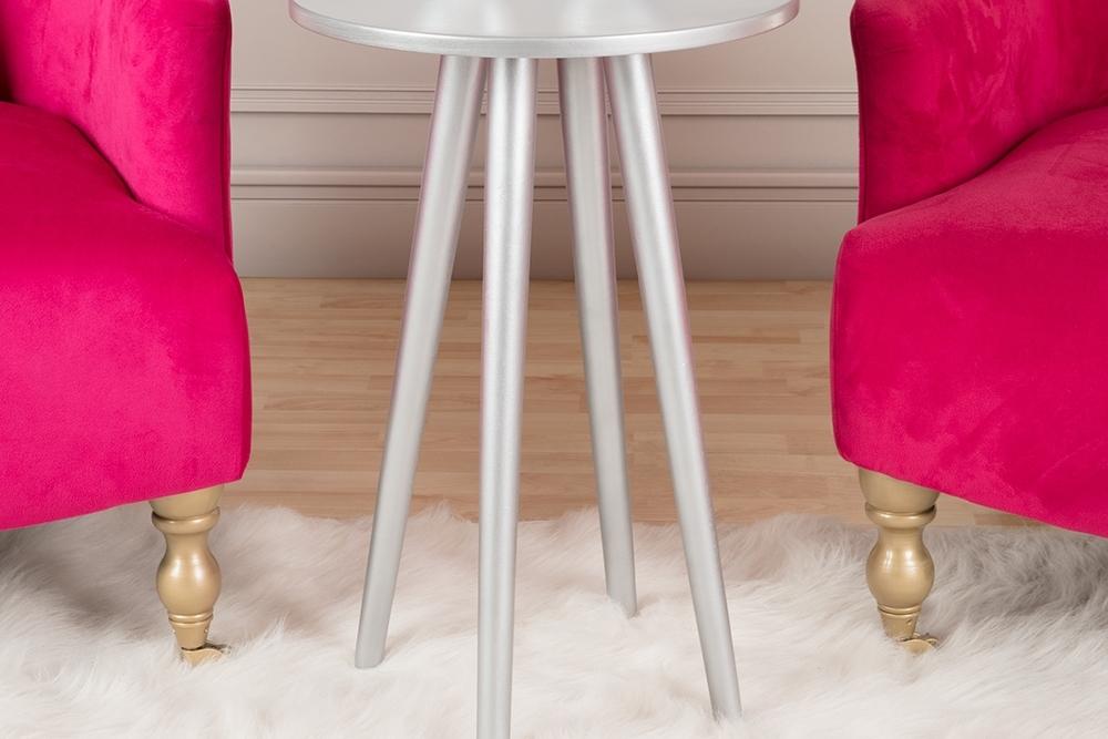 COLORSHOT Repainted Chair Legs AFTER