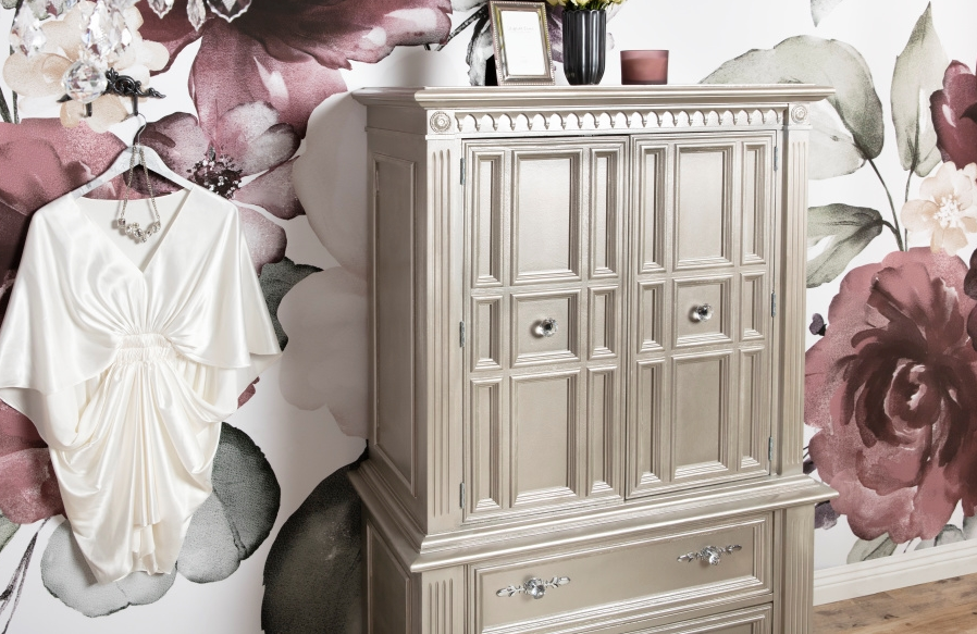 How To Repaint A Dresser