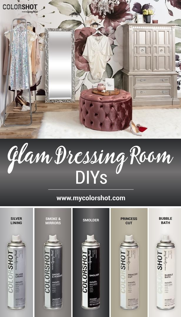COLORSHOT Glam Dressing Room