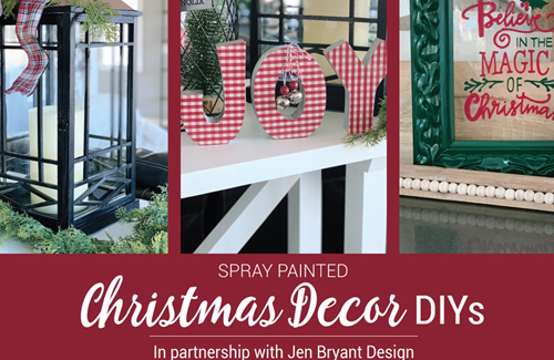 Christmas Decor DIYs