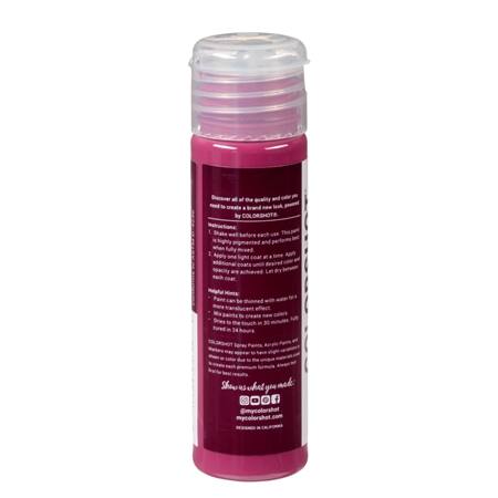 Picture of Premium Acrylic Paint Wine Stain Satin color