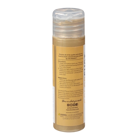 Picture of Premium Acrylic Paint First Million Metallic color