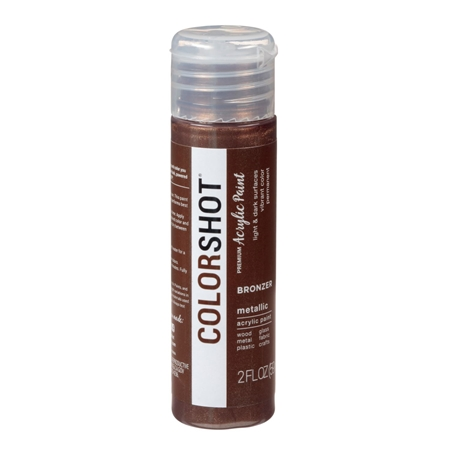 Picture of Premium Acrylic Paint Bronzer Metallic color