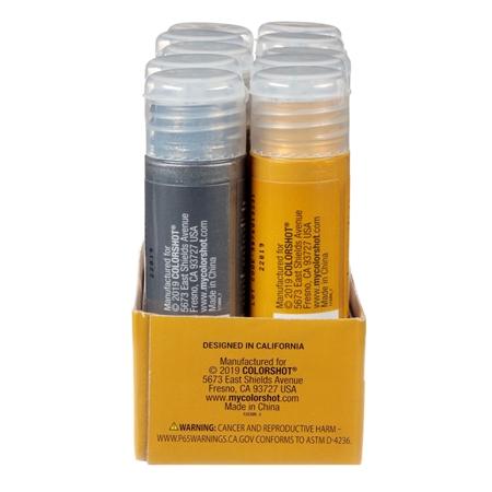 Picture of Premium Acrylic Paint Metallic 10 Pack color