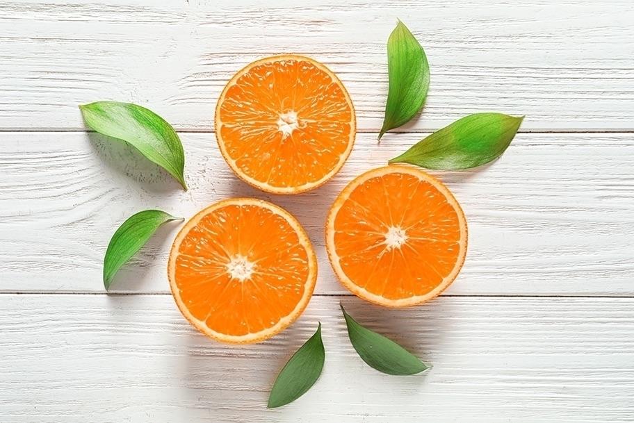 COLORSHOT Orange Slice