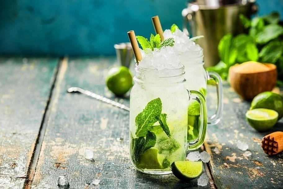 COLORSHOT Lime Drink