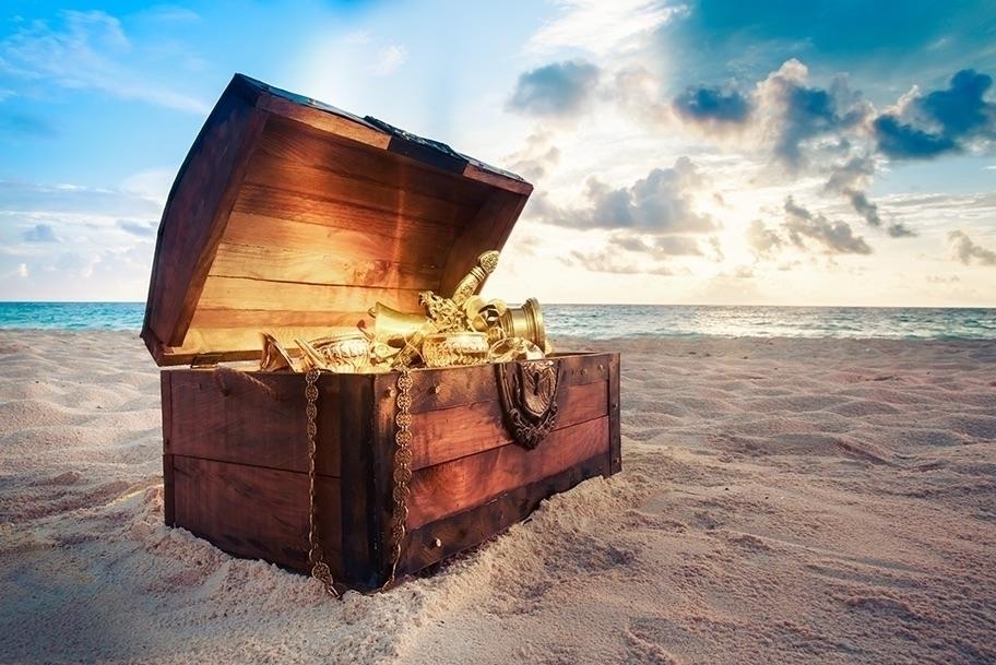 COLORSHOT Treasure Chest