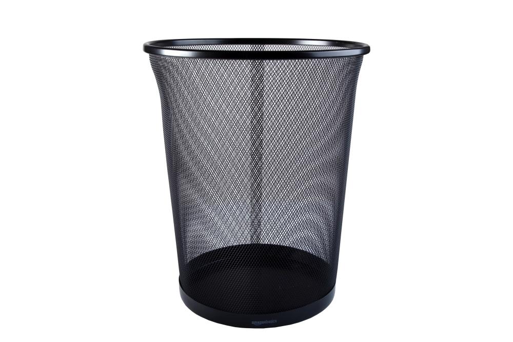 COLORSHOT Craft Room Decluttering: Trash Can