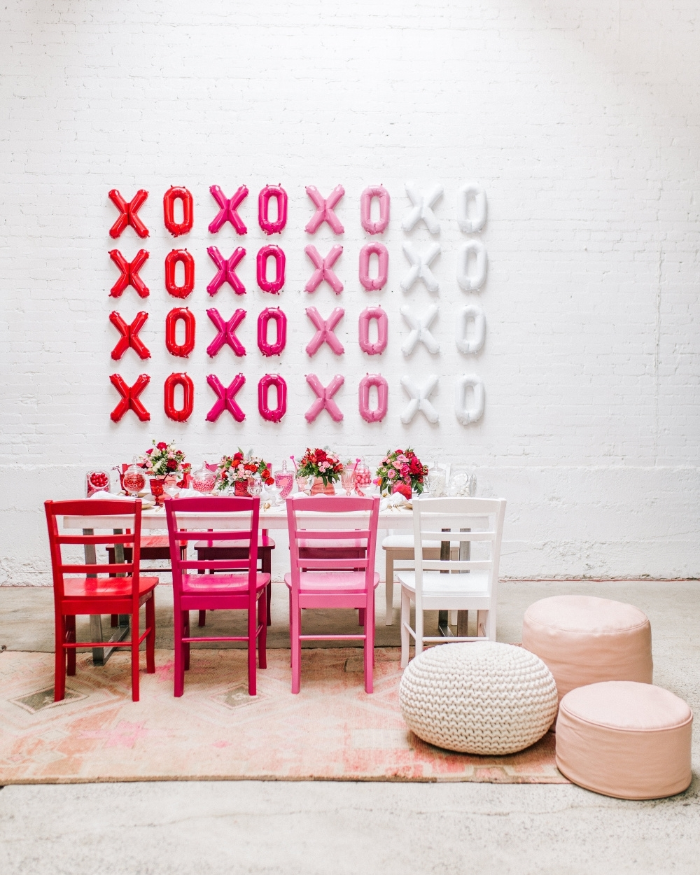 Valentine's Day Party Ideas with COLORSHOT