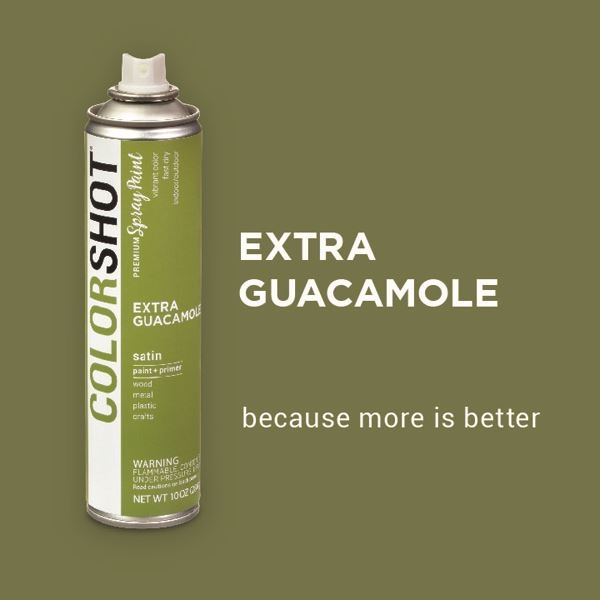Picture of Extra Guacamole color