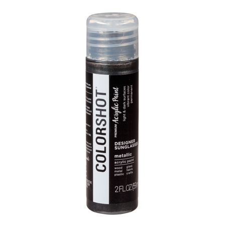 Picture of Premium Acrylic Paint Designer Sunglasses Metallic color