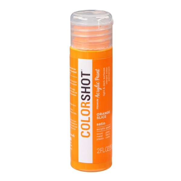 Picture of Premium Acrylic Paint Orange Slice Satin color