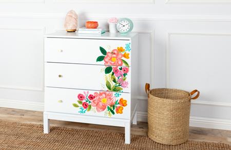 Picture of DIY Floral Painting Techniques color