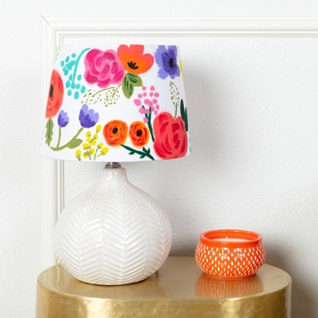 COLORSHOT Acrylic Paint Lampshade