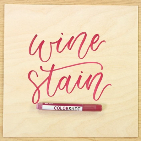 Picture of Premium Paint Marker Wine Stain color