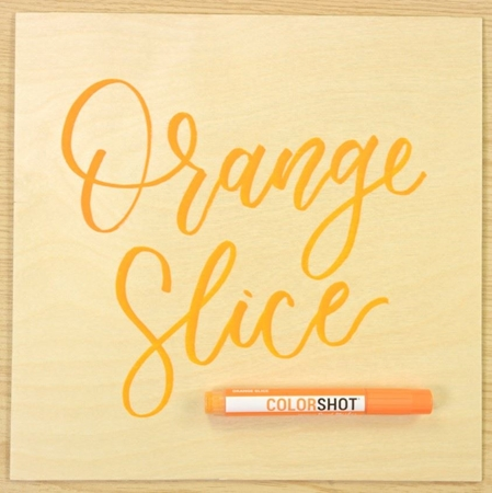 Picture of Premium Paint Marker Orange Slice color