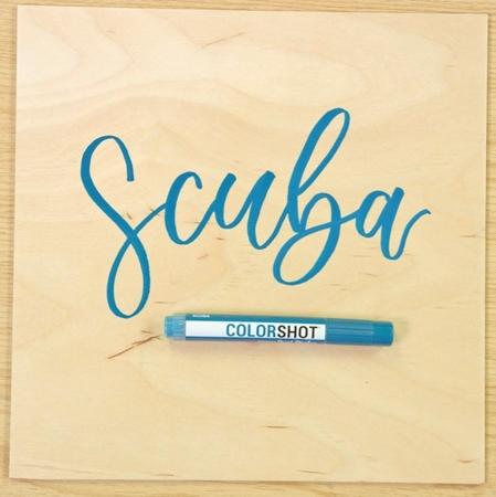 Picture of Premium Paint Marker Scuba color