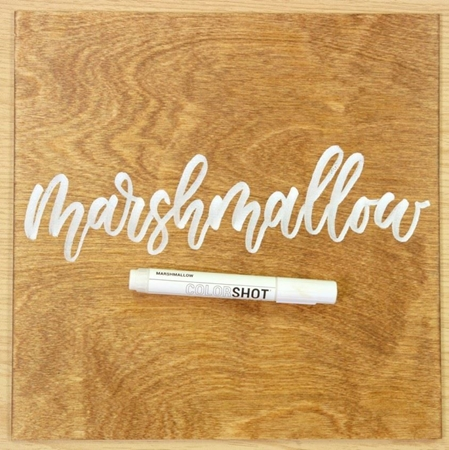 Picture of Premium Paint Marker Marshmallow color
