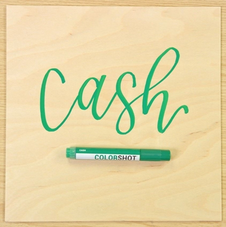 Picture of Premium Paint Marker Cash color