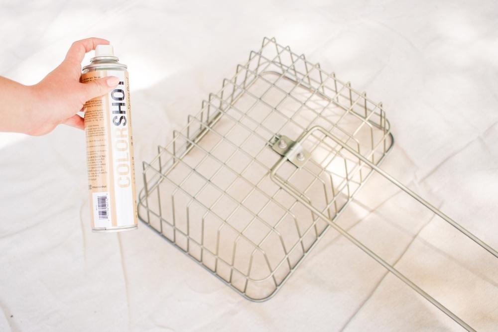 Paint basket