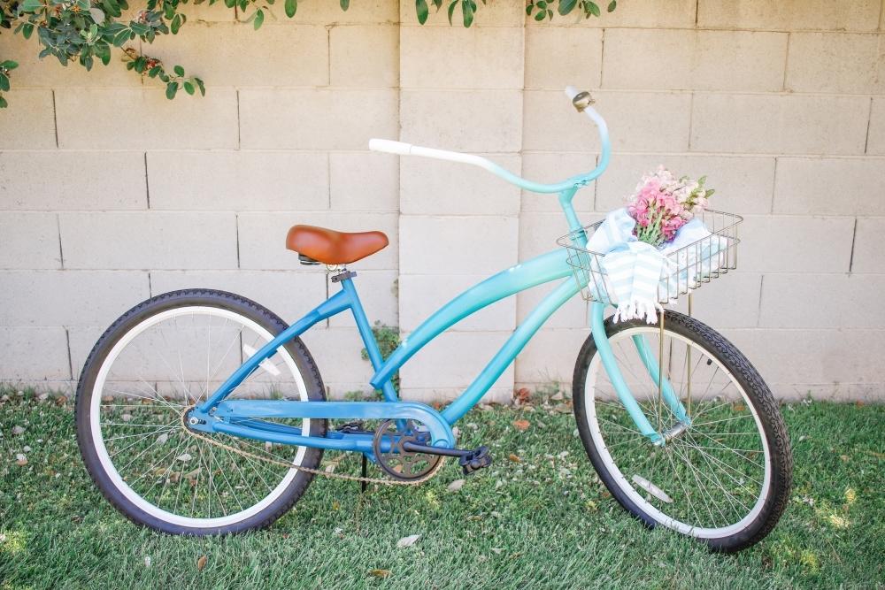 Put bike back together