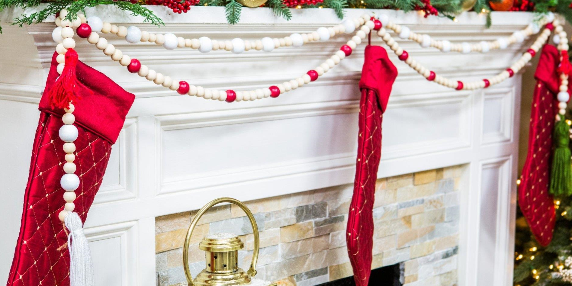 Christmas Garland on Hallmark Home & Family DIY Segment