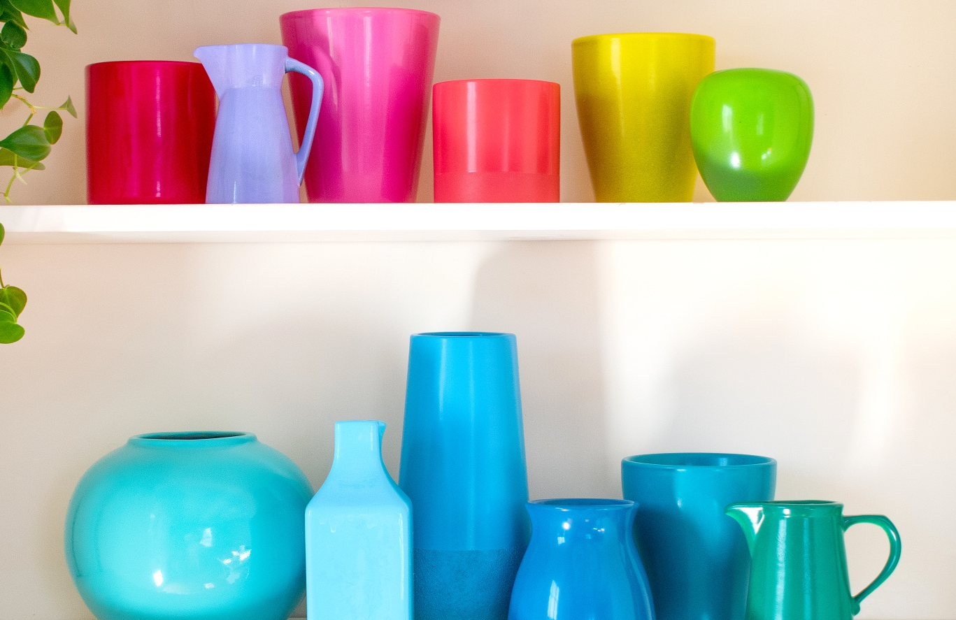 How To Use Spray Paint For Your Spring Crafts