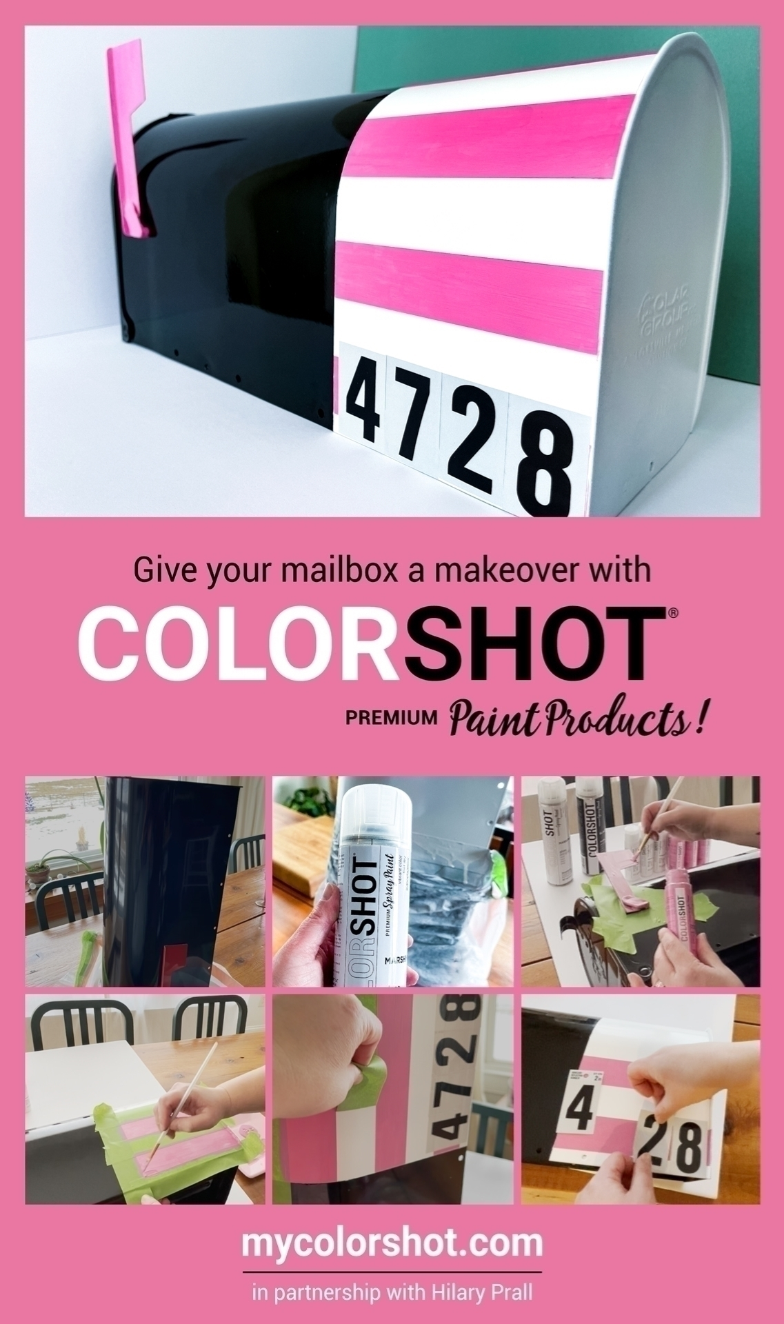 Mailbox Makeover Home Improvement Project