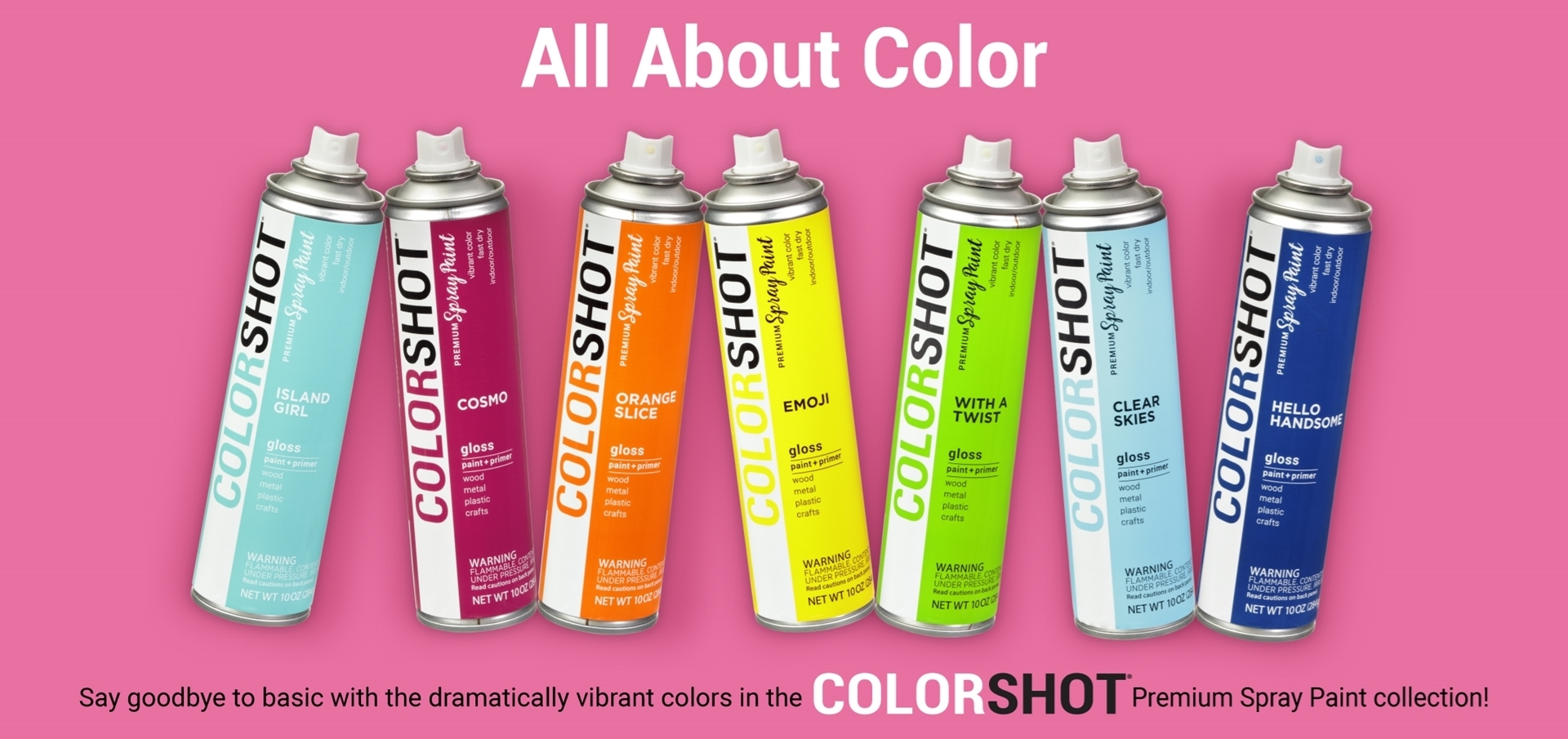 All About Color with ColorShot