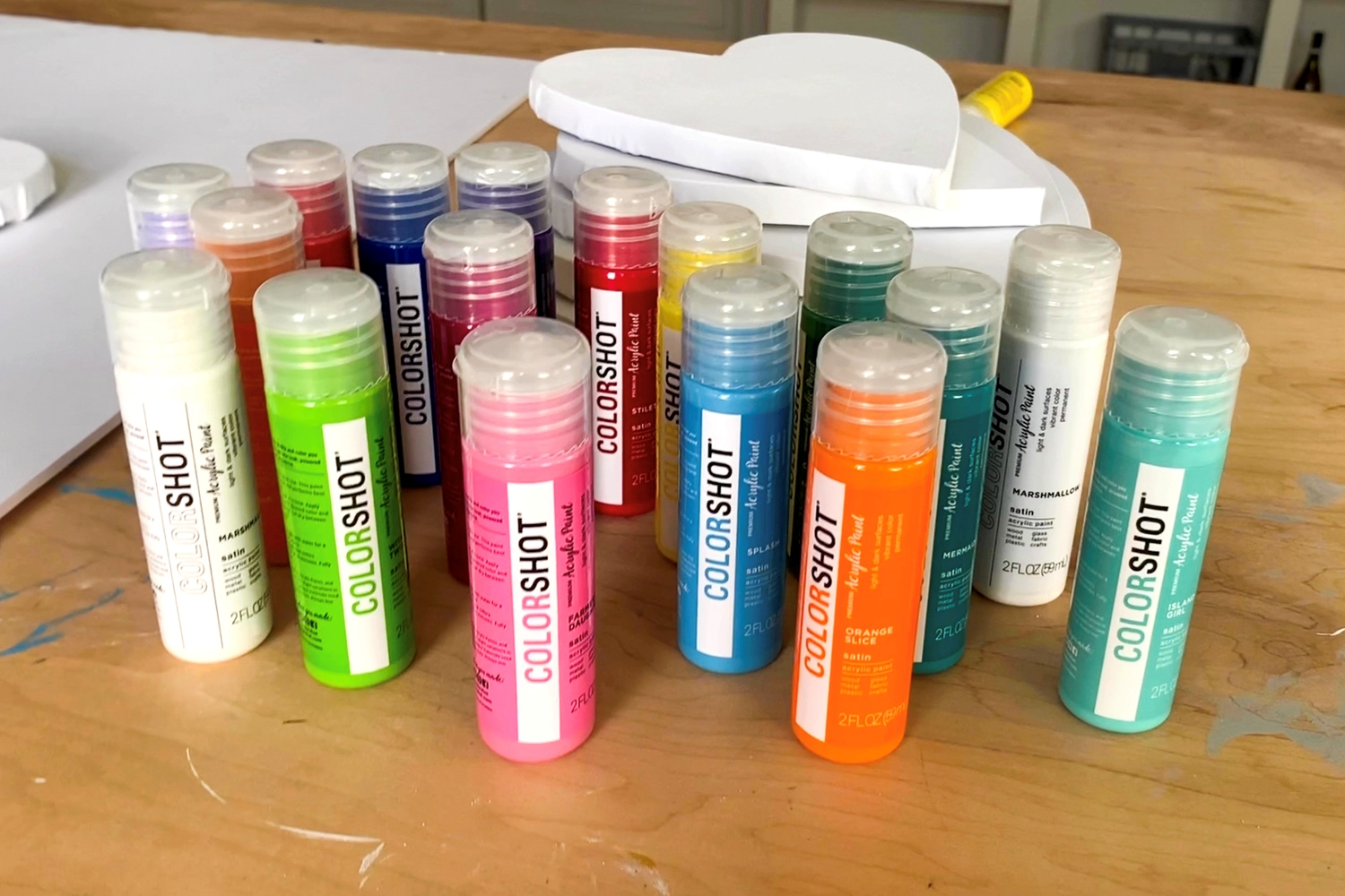 Show details for Easy Paint Pouring Tutorial with Acrylic Paint