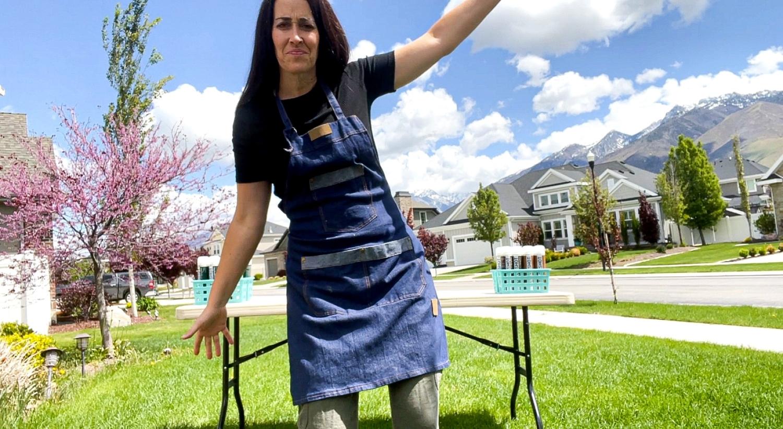 Tip 3: Wear an apron