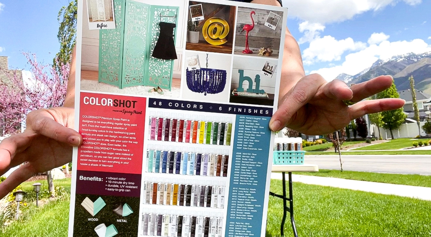 Tip 5: Know your spray paint