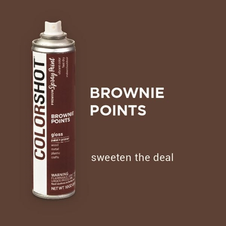 Picture of Brownie Points color
