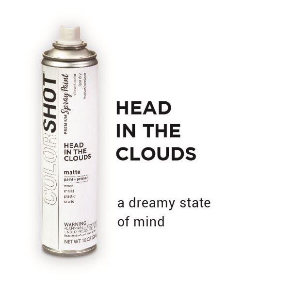 Picture of Head In The Clouds color