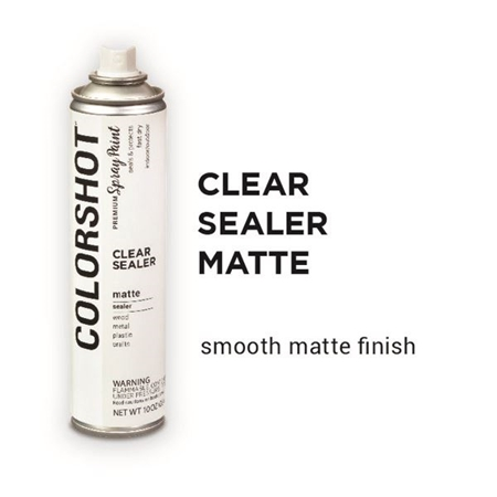 Picture of Clear Sealer Matte color