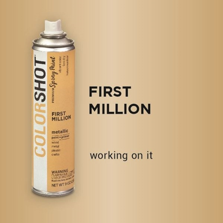 Picture of First Million color