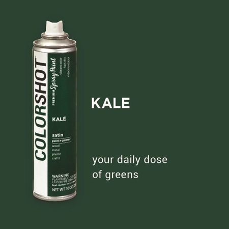 Picture of Kale color