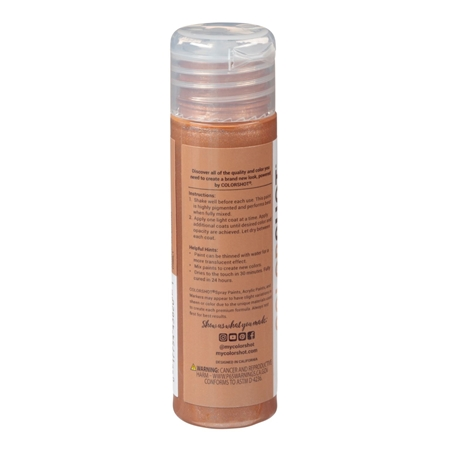 Picture of Premium Acrylic Paint Lucky Penny Metallic color