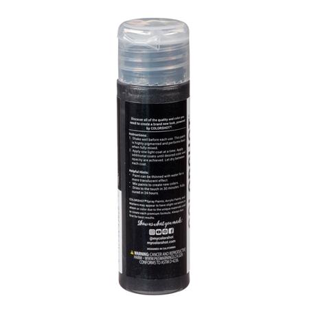 Picture of Premium Acrylic Paint Smolder Metallic color