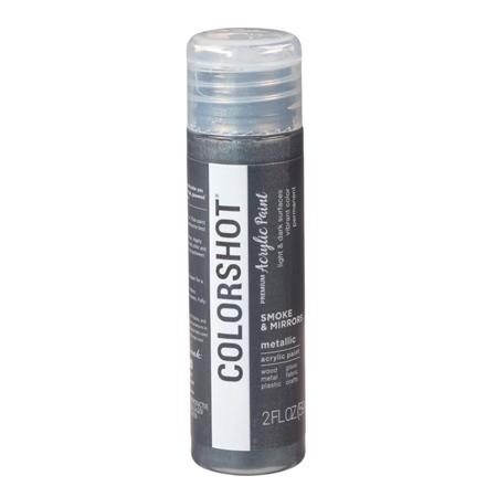 Picture of Premium Acrylic Paint Smoke & Mirrors Metallic color