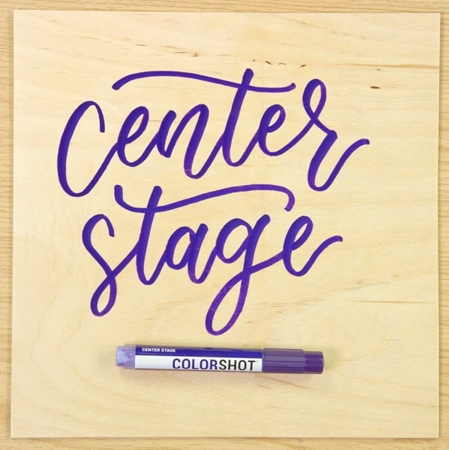 Picture of Premium Paint Marker Center Stage color