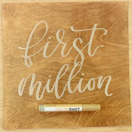 Picture of Premium Paint Marker First Million color