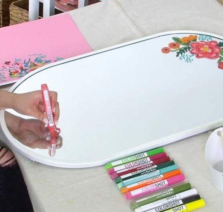 Picture of Premium Paint Marker Princess Cut Metallic color