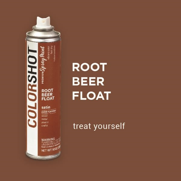 Picture of Root Beer Float color